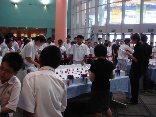 School Robotic Competition