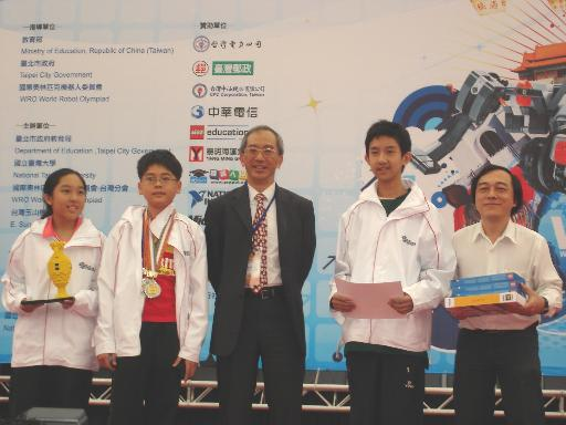 WRO World Robot Olympiad - 2nd